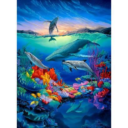 Фотообои Подводный мир | арт.26254
