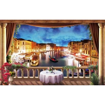 Фотообои Вечерняя Венеция | арт.26266