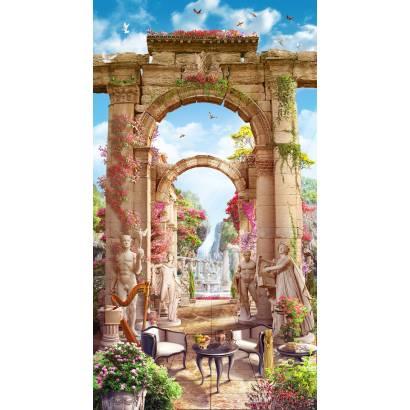 Фотообои Античные арки и статуи | арт.26270