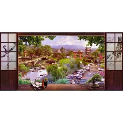 Фотообои Японский сад | арт.26285