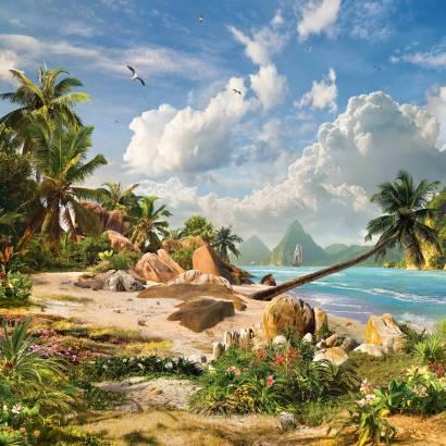 Фотообои Пляж | арт.26290