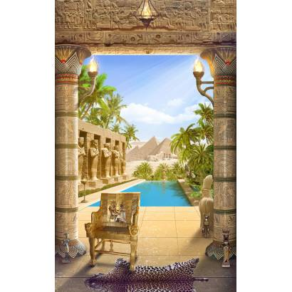 Фотообои Египетская арка | арт.26291