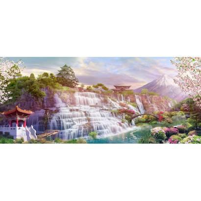 Фотообои Японские водопады | арт.26295