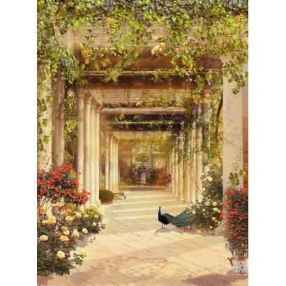 Фотообои Цветущий сад | арт.2651