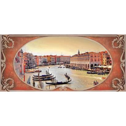 Фотообои Венеция в багете | арт.2652