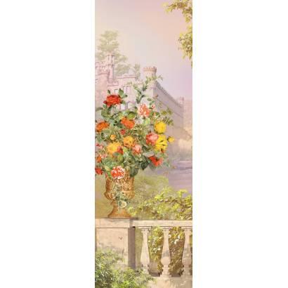 Фотообои Ваза с цветами | арт.2664