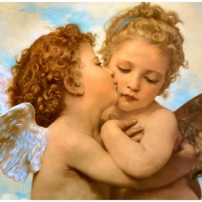 Фотообои Поцелуй ангела | арт.2688