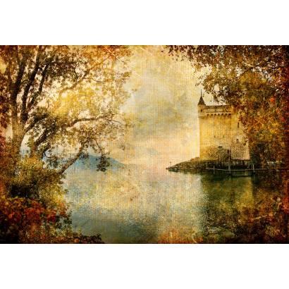 Фотообои Замок | арт.2727