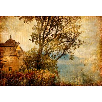 Фотообои Замок | арт.2728