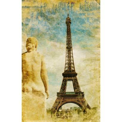 Фотообои Эйфелева башня | арт.2740