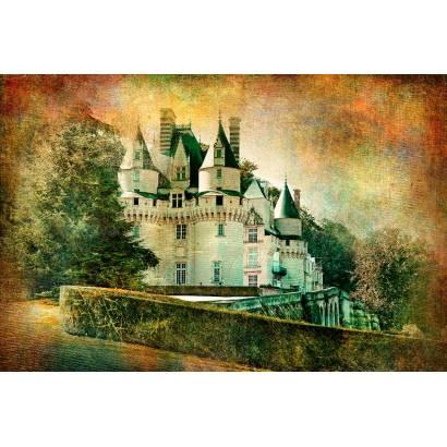Фотообои Замок. Винтаж | арт.2747