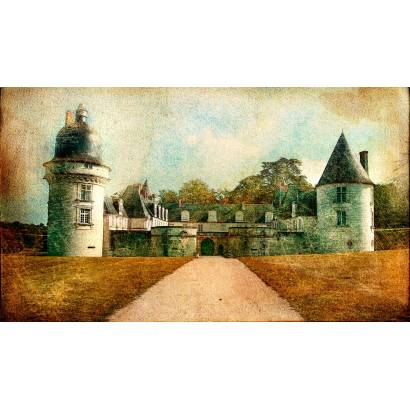 Фотообои Замок. Винтаж | арт.2748