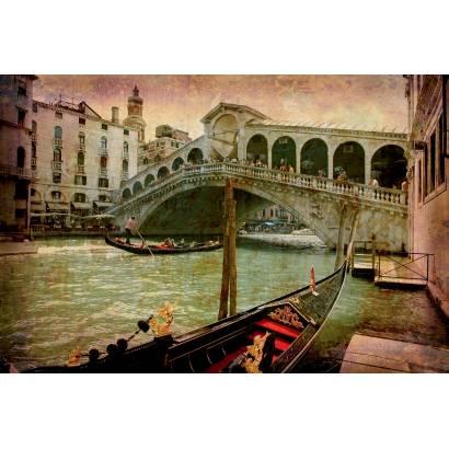 Фотообои Гондолы в Венеции | арт.277
