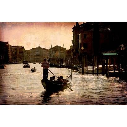 Фотообои Гондолы в Венеции | арт.278