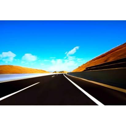 Фотообои Скоростная магистраль | арт.29229