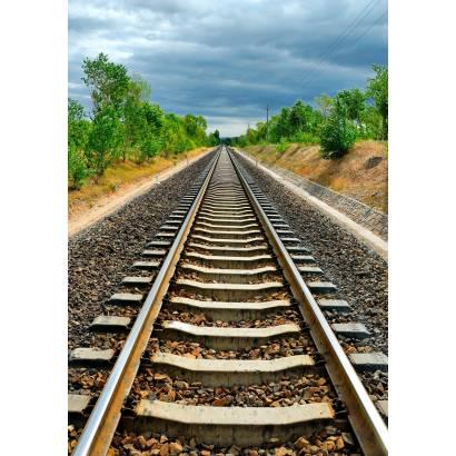 Фотообои Железнодорожный путь | арт.29236