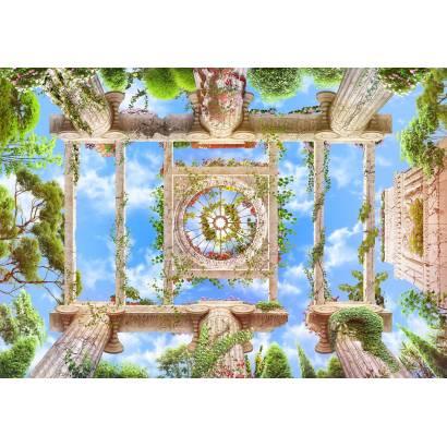 Фотообои Античный павильон | арт.3016