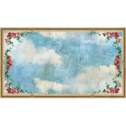 Фотообои Небо и цветы | арт.302
