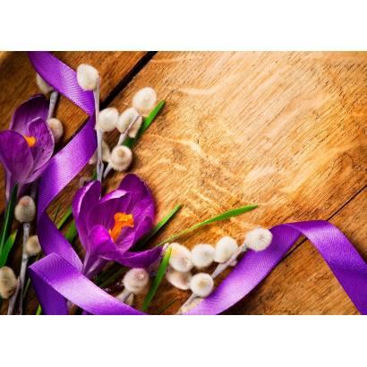 Фотообои Цветы.Дизайн-решение. | арт.28543