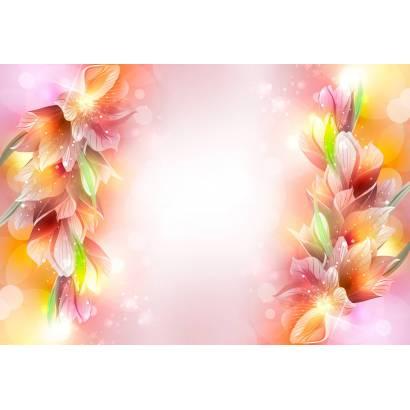 Фотообои Цветочный фон | арт.28612