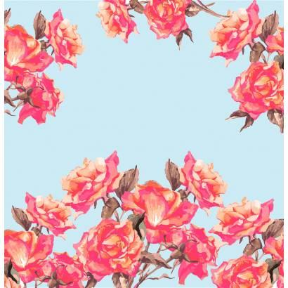 Фотообои Цветочный узор | арт.28667