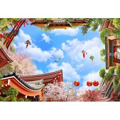 Фотообои Япония | арт.3019