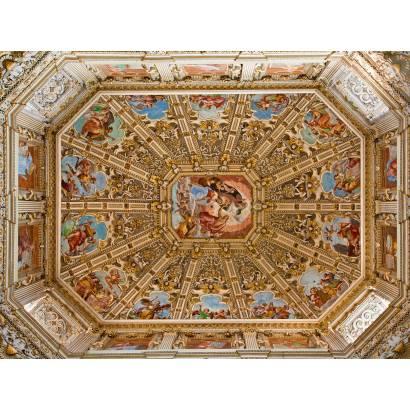 Фотообои Потолок фреска | арт.3036