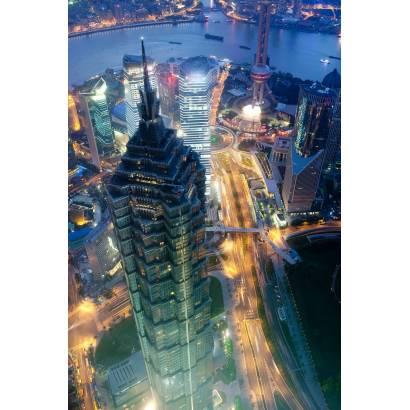 Фотообои Шанхай | арт.12252