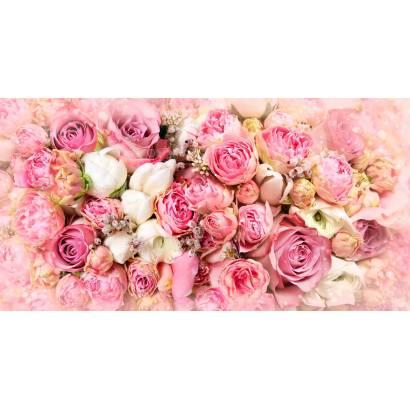 Фотообои Розовый букет | арт.28701
