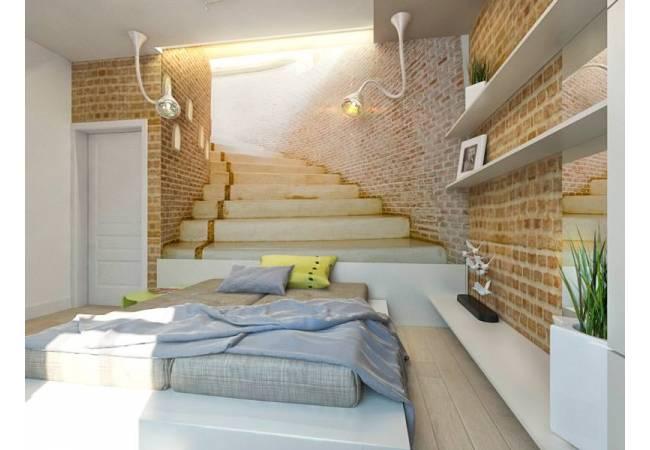 Фотообои Лестница в интерьере | арт.11130